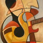 """""""Jazz Duo"""" by chriscartledge"""