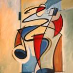 """Jazz Singer"" by chriscartledge"