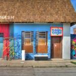"""""""Artist Village Door"""" by davekyte"""