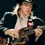 """Stevie Ray Vaughn"" by chriscartledge"