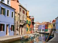 Homes in Burano