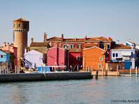Morning in Burano Harbor