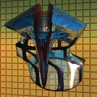 Virtual Glass Sculpture XIV