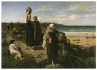 A Spring by the Sea by Jules Breton