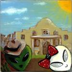 """Bob and Jane Visit the Alamo"" by karmabox"