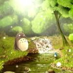 """Moment in Totoro"