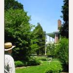 """Enjoying Sedgewick Garden Landscape"" by CuriousEye"