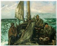 Toilers of the Sea by Edouard Manet