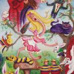 """Alice in Wonderland"" by leclairart"