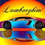"""""""Lamborghini Aventador"""" by jt85"""