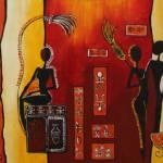 """women of thr tribe"" by skaterine"