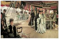 The Ball on Shipboard by James Tissot