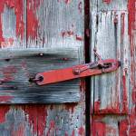 """Barn Lock"" by RobTerwilliger"