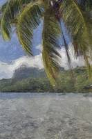 Bora Bora In Oils