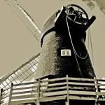 """Bursledon Windmill"" by steveholt"