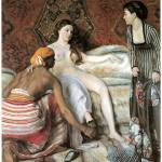 """The Toilette by Frederic Bazille"" by ArtLoversOnline"