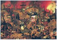 Dulle Griet by Pieter Brueghel the Elder