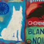 """""""Blanc & Noir"""" by HilaryBlackwoodArt"""