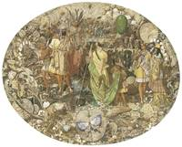 Contradiction: Oberon and Titania by Richard Dadd