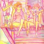 """""""Pennesseewassee Summer"""" by SamDow"""