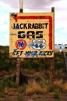 Route 66 - Jack Rabbit Trading Post