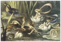 In Fairyland: Fairies and Waterlilies by Doyle
