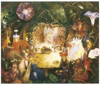 The Fairies' Banquet by John Anster Fitzgerald