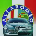 """""""Alfa Romeo poster"""" by biesmarens"""