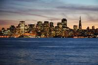 San Francisco from Treasure Island