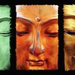 """3 Buddhas"" by DonovanDeBoer"