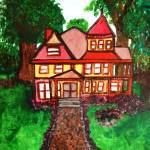 """Dreamhouse"" by Sborshoff"