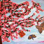 """Cherryblossoms"" by Sborshoff"