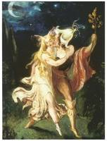 Fairy Lovers by Theodore Von Holst