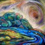 """Landscape"" by anthoxanthum"