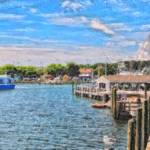 """Hyannis Harbor"" by ginacormier"