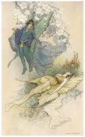 Wake When Some Vile Thing is Near by Warwick Goble