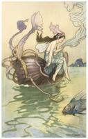 For the Nautilus is My Boat by Warwick Goble