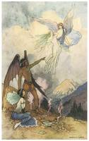 Off, Ye Icy Spirits, Fly by Warwick Goble