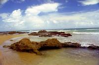 Rock, Sand and Water - Puerto Rico