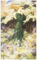 Lovers' World by Eleanor Fortescue-Brickdale