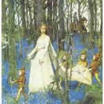 """The Fairy Wood by Henry Meynell Rheam"" by ArtLoversOnline"