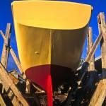 """""""Boat repair, Matha"""