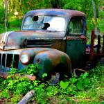 """1942 Ford Pickup"" by bettynorthcutt"