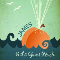 """James ; the Giant Peach"" by Logophilia"