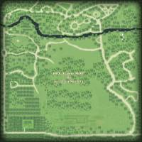 RPG Game Map By Kristian Molina Art Prints & Posters by Kristian Molina