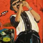 """Darryl Ronsonet"" by lmeaux2"