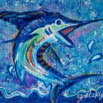 """Marlin"" by paintingsbygretzky"