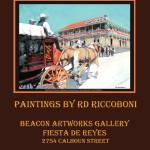 """""""RD Riccoboni Old Town San Diego Poster"""" by RDRiccoboni"""