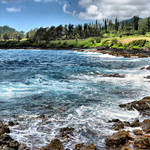 """MAUI SHORELINE VISTAS"" by NaturePlusStudios"