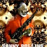 """Sonny Rollins"" by stephaniezion"